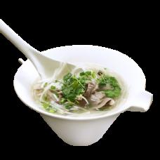 А25. Ароматный суп из баранины 羊肉萝卜粉