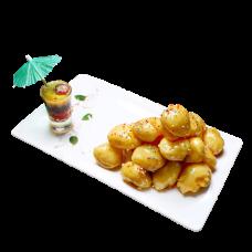 А98. Бананы в карамели 拔丝香蕉