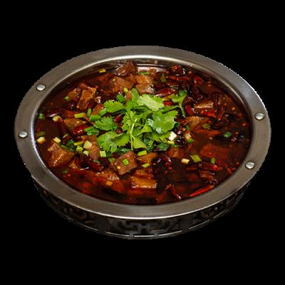 Говядина сянла 香辣牛肉锅
