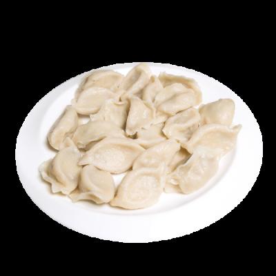 Китайские пельмени с морепродуктами и свининой 海三鲜水饺