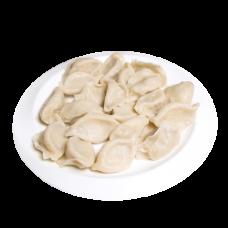 А85. Китайские пельмени с начинкой из свинины и овощей 猪肉大葱水饺