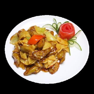 Овощное трио «Тисаншиен» 地三鲜