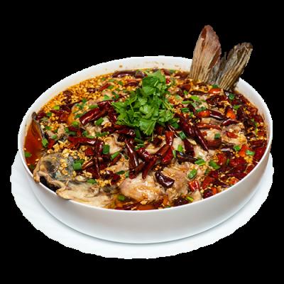 Рыба Шфижую 川香水煮鱼