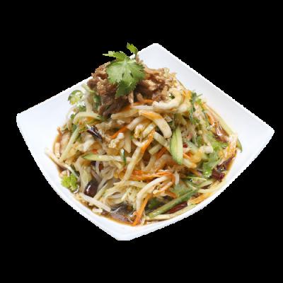 Салат домашний 家常凉菜