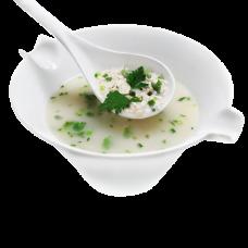 А23. Суп с соевым сыром тофу 蛋花豆腐汤